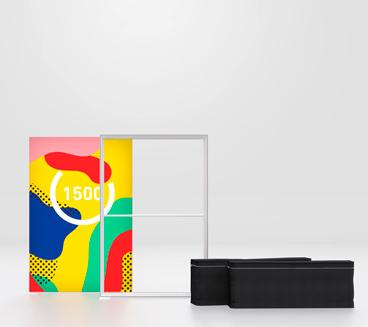 Pixlip Go Lightbox 100 x 150 cm