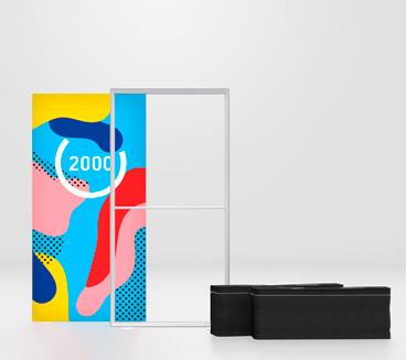Pixlip Go Lightbox 100 x 200 cm